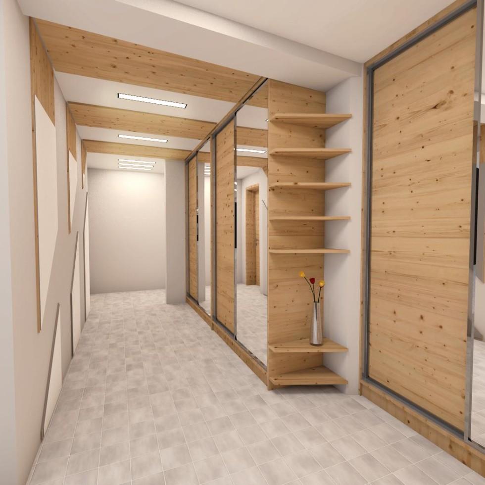 Corridor Design: Architecture, Design, Interior